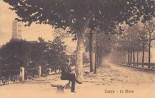 LUCCA - Le Mura 1909