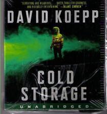 Cold Storage by David Koepp (2019) CD COMPLETE & UNABRIDGED