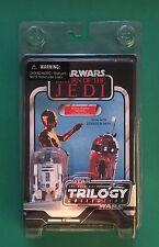 Trilogía Original Star Wars Colección Vintage 2004... R2-D2... como Nuevo excepcional.