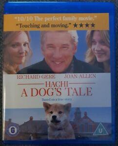 Hachi - A Dog's Tale Blu-ray