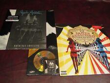 JANE'S ADDICTION SHOCKING AUDIO FIDELITY 24 KARAT GOLD AUDIOPHILE HD CD + 3 LP'S