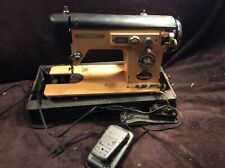 Vintage Brother Electric Sewing Machine 300 Zig Zag Works But Needs New Belt.