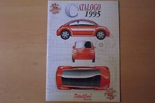 CATALOGUE DETAIL CARS 1995