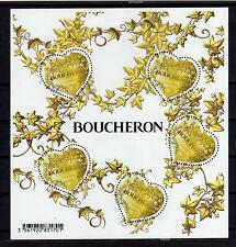 FRANCE 2019 Nouveauté Bloc Coeur Boucheron  MNH **