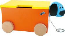Kinder-Spielzeugkiste Aufbewahrungsbox Kinderzimmer - Kindermöbel - Spielzimmer
