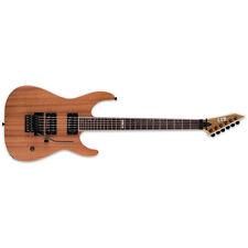 ESP LTD M-400M Natural Satin NS Mahogany NEW Electric Guitar + Free Gig Bag FR