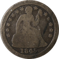 1845-O Seated Liberty Dime Great Deals From The Executive Coin Company