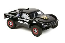 Custom Buggy Body Sheriff Police Style for Traxxas Stampede 1//10 Truck Car 1:10
