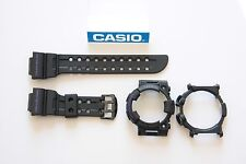 CASIO G-Shock Frogman GWF-1000BP Black BAND & BEZEL TOP & BOTTOM Combo GF-1000