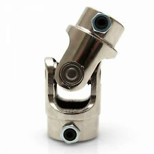 "1"" DD X 3/4"" DD Double Steering U Joint Coupler Column to 3/4"" Shaft Hot Rod V8"