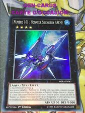 OCCASION Carte Yu Gi Oh NUMERO 101 : HORREUR SILENCIEUX ARCHE WIRA-FR047 1ère éd