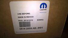 NIB .. MOPAR Disc Brake Pad & Hardware (Front) Cat# 05142559AB .. UQ-60
