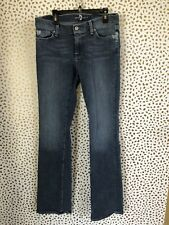 7 For All Mandkind bootcut jeans size 28