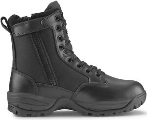 Maelstrom® TAC FORCE Men's 8'' Military Tactical Work Boots with Side Zipper