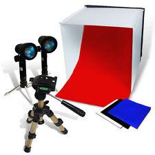 Lusana Photo Studio Photography Camera Tripod Folding Box Lighting Kit