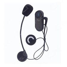 1x Wreless BT Casco De Motocicleta Bluetooth Manos libres Auricular Dirección