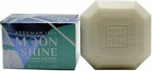 Shimmer Gemstone Bar Soap by Beekman 1802, 8 oz 1 Bar Moon Shine