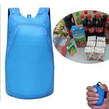 Bid Foldable Backpack 20L Ultralight Travel Daypack Packable Waterproof Bag
