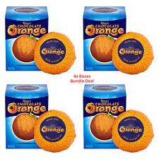 TERRY'S CHOCOLATE ORANGE x4 - MILK CANDY - BRITISH CHOCOLATES- CLASSIC