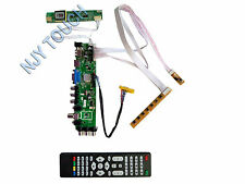 HDMI Programmable DVB-T TV LCD Controller Driver Board For B156XW01 V0 1366x768