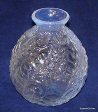 Vintage SARS France Art Glass Opalescent Vase
