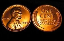 Uncirculated Copper Uncertified Proof US Small Cents