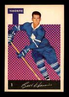1962 Parkhurst #1 Billy Harris ! EXMT+ X1502382