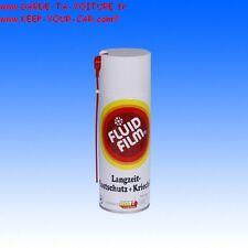 Fluid Film AS-R Spray anticorrosion 400ml avec etiquette en francais ou allemand