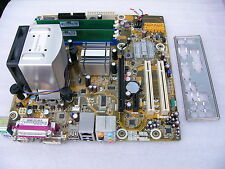 Pegatron ipmel-PRC Scheda Madre + CPU DUAL CORE E5700@3.00GHz + 2GB DDR2 LGA775