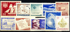 CHILE 10 Different Mint Thematic Large Genuine Stamps, Mostly Old