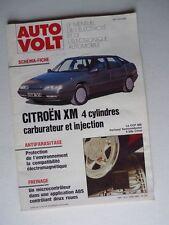 Auto Volt Citroën XM essence 4 cylindres