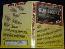 GUN SMOKE - DVD - Buck Coburn, Marion Shilling