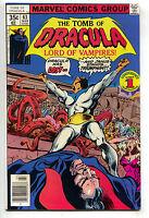 Tomb Of Dracula 63 Marvel 1978 VF NM Vampire Tentacle Monster Marv Wolfman