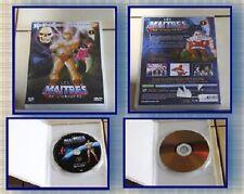 DVD DESSINS ANIMES  : LES MAITRES DE L'UNIVERS - MUSCLOR VS SKELETOR