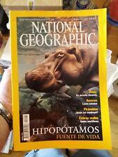 NATIONAL GEOGRAPHIC (varios ejemplares/pide tu falta)