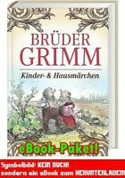 KINDER- UND HAUSMÄRCHEN Gebrüder Grimm Kinder Märchen Brüder Ebook EPUB PDF MRR