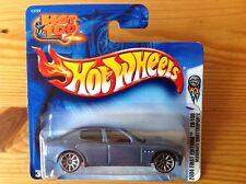 MASERATI QUATTROPORTE 29/100. 29/2004 NEW SEALED ! (Hotwheels,Matchbox)