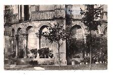 dax , église saint-paul , les sculptures de l'abside