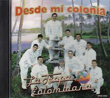 La Tropa Colombiana Desde Mi Colonia CD No Tiene Sello De Plastico