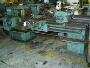 """American Pacemaker Engine Lathe 16x54"""""""