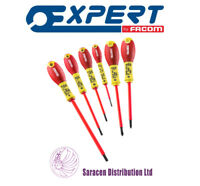 Slotted /& Phillips Screwdriver Set Expert By Facom FE160901 5 Pce