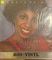 GLADYS KNIGHT Gladys Knight Vinyl Record LP CBS 83341 1979 EX Original