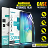 Samsung Galaxy S10 5G S9 S8 Plus Note 8 9 HYDROGEL Full Cover Screen Protector