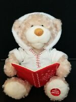 Sound N Light Christmas Animated Twas The Night Before Christmas reading bear