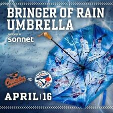 Blue Jays SGA Josh Donaldson Bringer of Rain Umbrella Stadium Giveaway April 16