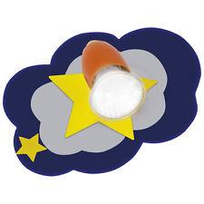 Colorido DORMITORIO INFANTIL Lámpara de techo 27359 Habitación Niño para