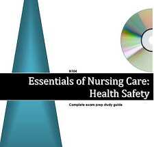 104 588 HEALTH SAFETY Exam Study Guide & Audio Review Excelsior College Nursing