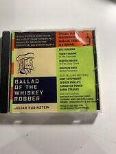 Ballad Of The Whiskey Robber Special Audio Performance&Musical Tributes Limited