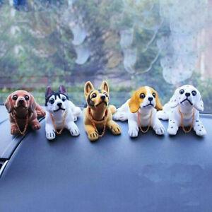 Nodding Dog Car Dashboard Accessory Decoration Bobble Head Decoration