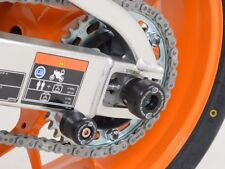 Honda CBR600RR 2005 R&G Racing Swingarm Protectores SP0047BK Negro